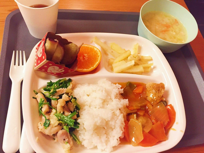 dattochiみんなの食堂メニュー